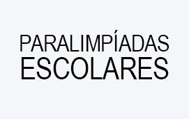 imagem do evento ABERTURA E ENCERRAMENTO DAS PARALIMPÍADAS ESCOLARES 2019