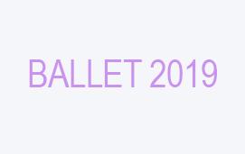 imagem do evento APRESENTAÇÃO DE BALLET 2019