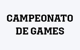 imagem do evento CAMPEONATO DE GAMES 2019