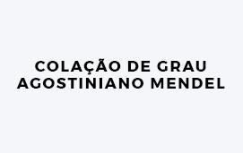 imagem do evento COLAÇÃO DE GRAU DO COLÉGIO AGOSTINIANO 2019