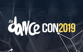 imagem do evento CONVENÇÃO FITDANCE 2019