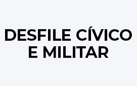 imagem do evento DESFILE CÍVICO E MILITAR DE 7 DE SETEMBRO