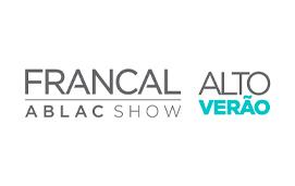 imagem do evento FRANCAL ABLAC SHOW - ALTO VERÃO