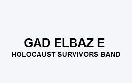 imagem do evento GAD ELBAZ E HOLOCAUST SURVIVORS BAND