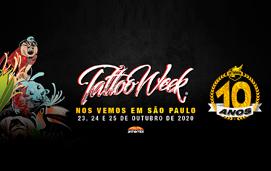 imagem do evento Tattoo Week SP - 2020