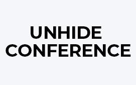imagem do evento UNHIDE  CONFERENCE